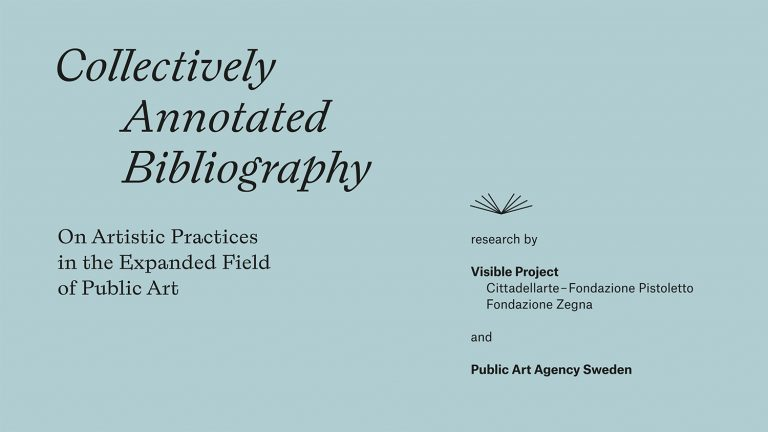 Cover of Collective Annotated Bibliography